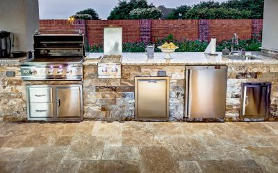 What Does Your Outdoor Kitchen Need?