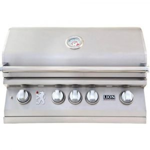 Lion L75000 32-Inch Stainless Steel Gas Grill