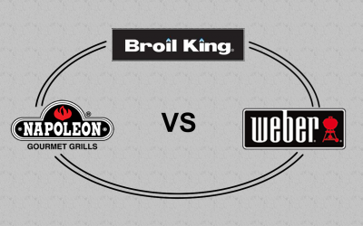 Napoleon Prestige, Weber Genesis 2, and Broil King Regal Grill Review