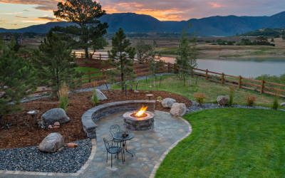 Add Comfort to Your Backyard with a Fire Pit
