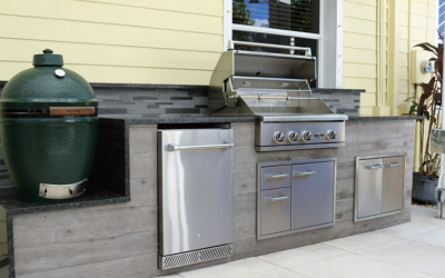Choosing the Right Appliances for your Outdoor Kitchen