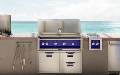 Hestan Gas Grills Offer The Ultimate Culinary Experience