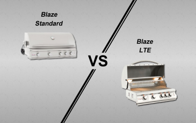 Blaze Standard and LTE Grill Review