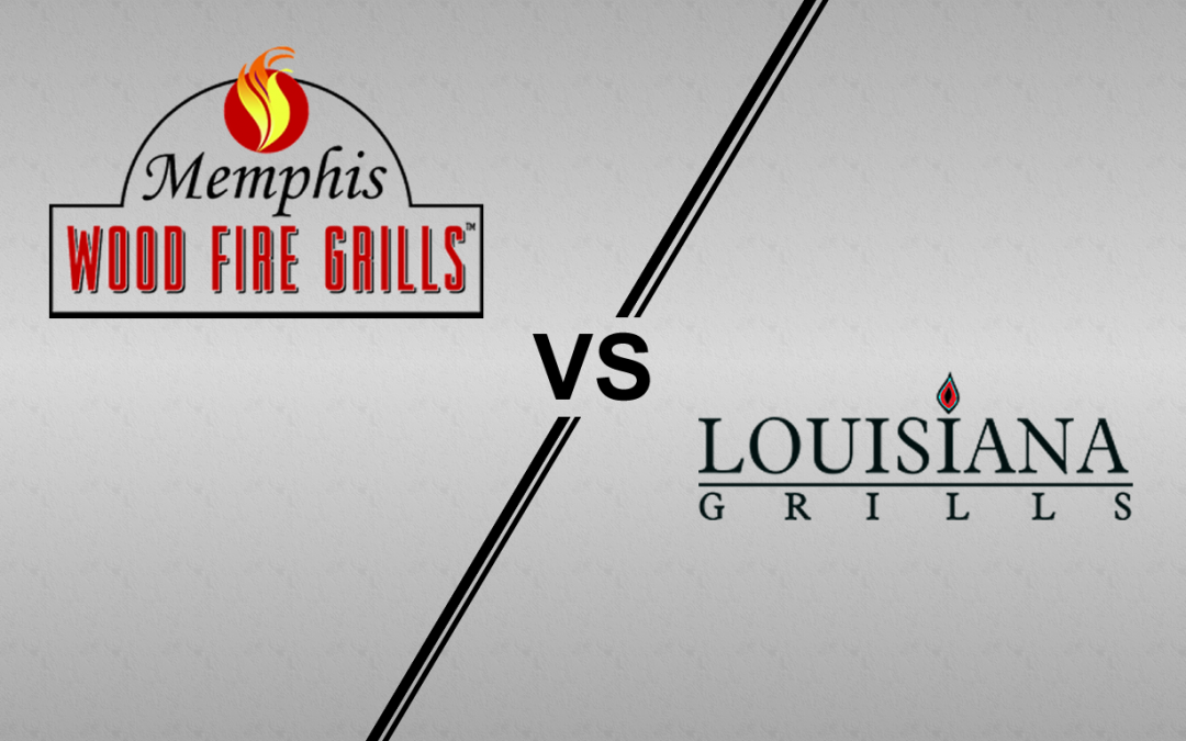 Built-In Pellet Grills: Memphis Pro vs. Louisiana Estate Series