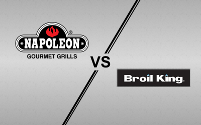 Napoleon Prestige Grills vs Broil King Regal Gas Grills – Grill Comparison