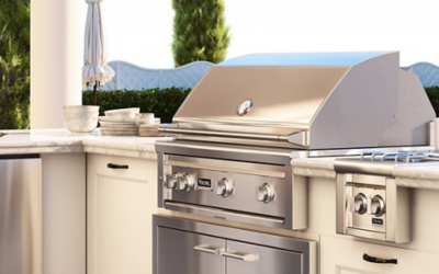 Viking Professional Outdoor Gas Grills