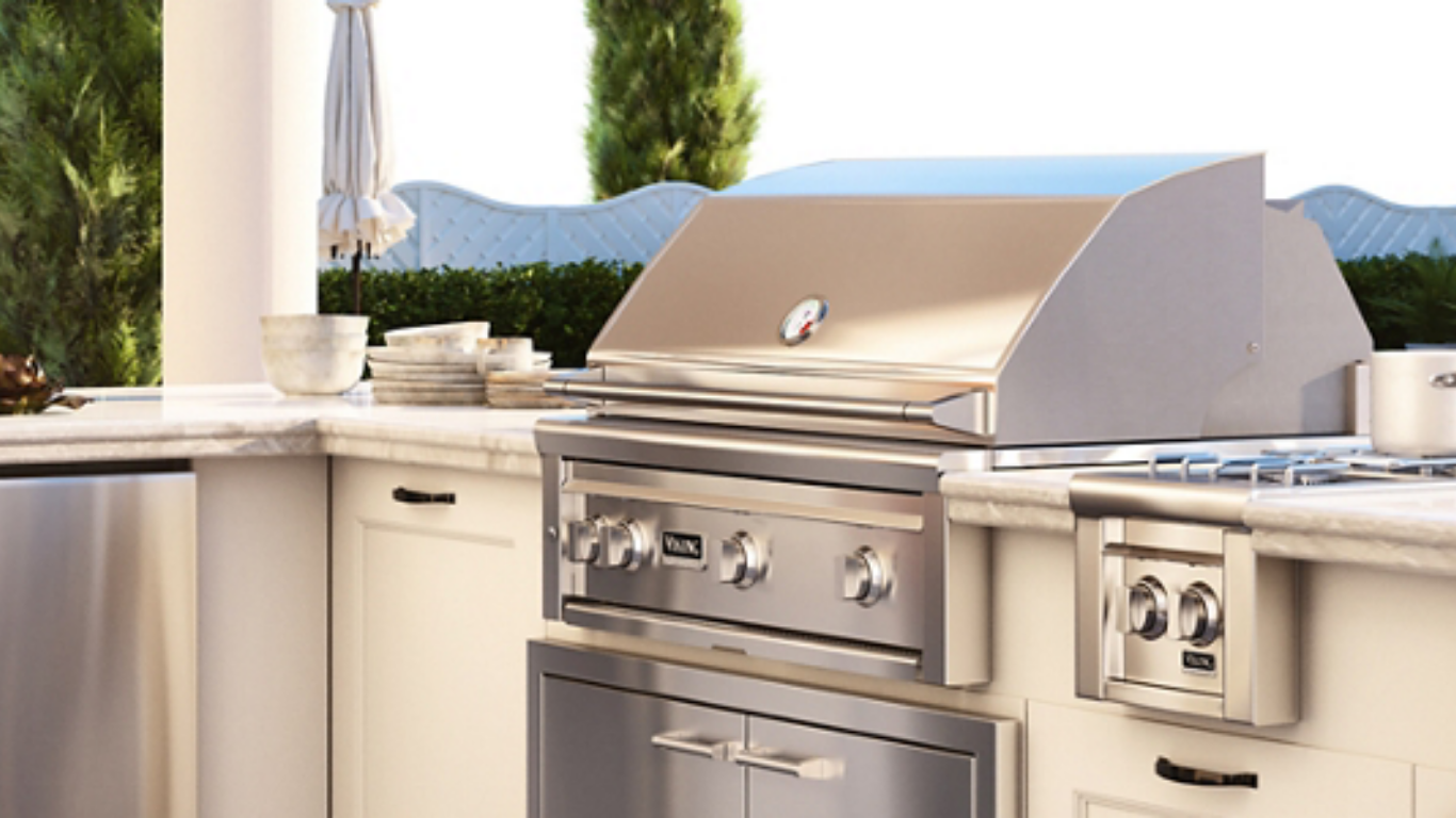 Viking Professional Outdoor Gas Grills The Outdoor Appliance Store