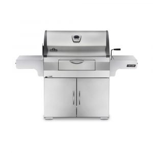 Napoleon Charcoal Professional Grill in Stainless Steel, PRO605CSS