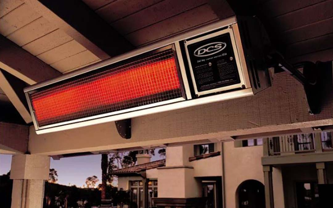 Best Wall Mounted Patio Heater
