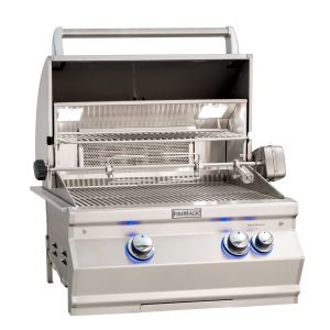 Fire Magic Aurora A430i 24-Inch Built-In Gas Grill With Analog Thermometer - A430i
