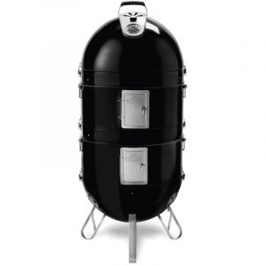 Napoleon Apollo® 300 3-In-1 Charcoal Grill and Water Smoker, Black - AS300K-2