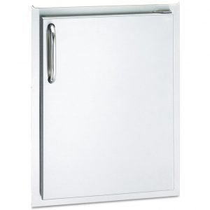 American Outdoor Grill 17-Inch Right Hinged Single Access Door - Vertical