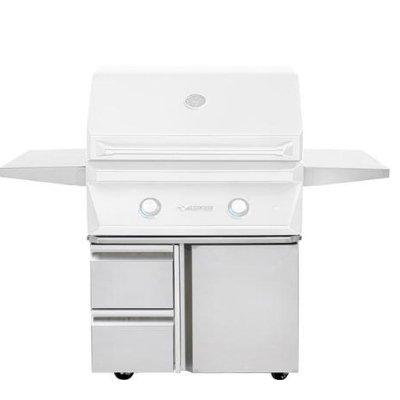 """Twin Eagles 30"""" Grill Base with Storage Doors"""