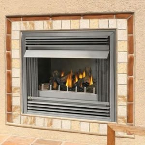 "Napoleon Riverside 36"" Clean Face Outdoor Fireplace - GSS36N"