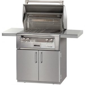 Alfresco ALXE 30-Inch Gas Grill With Rotisserie