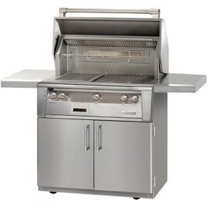 Alfresco ALXE 36-Inch Gas Grill With Sear Zone And Rotisserie - ALXE-36SZC