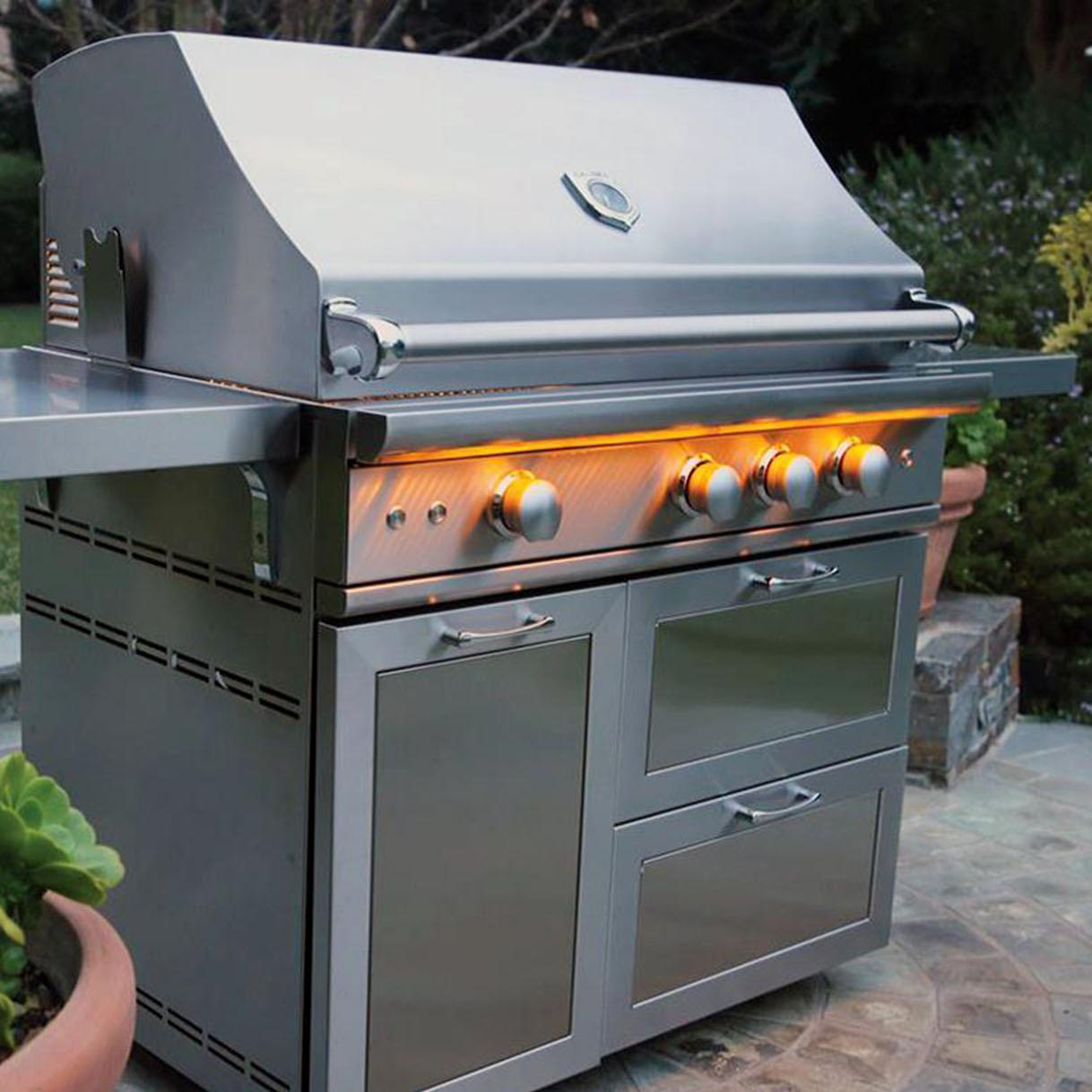 Caliber CrossFlame Pro 42″ Gas Grill - This Grill Is An ...