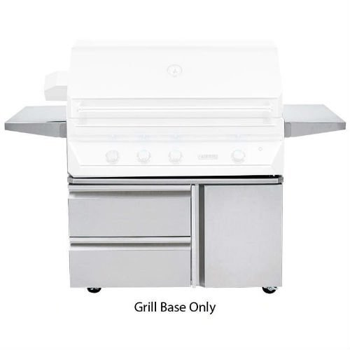"Twin Eagles 36"" Grill Base with Storage Drawers"