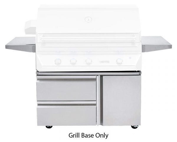 """Twin Eagles 42"""" Grill Base with Storage Doors"""