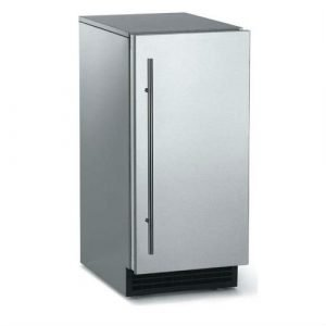 Scotsman SCN60GA-1SS - Brilliance Nugget Ice Machine 65 lbs of ice  per Day