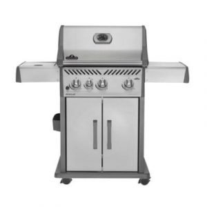 Napoleon Rogue 425 Freestanding Gas Grill with Infrared Sideburner